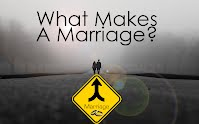 What Makes A Marriage